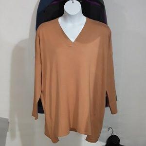 Style & Co V-NECK Size XL